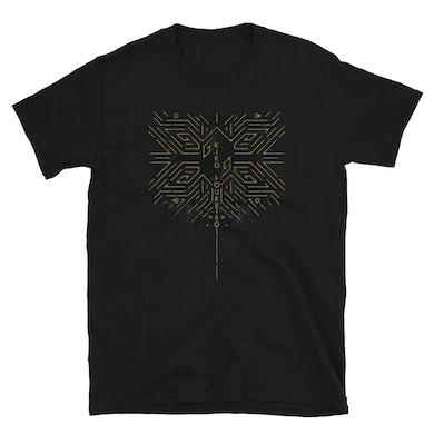 Kiko Loureiro Unisex Tribal T-shirt
