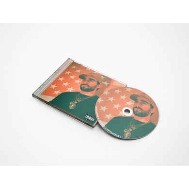 "David Morris ""Red, White & American Blues"" Album CD (Autographed + Bonus Tracks)"