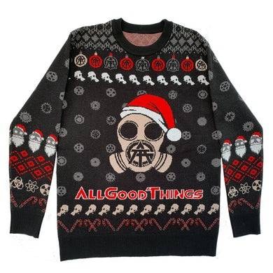 All Good Things AGT Ugly Christmas Sweater