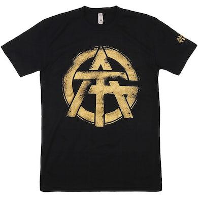 All Good Things AGT Black & Gold Logo T-Shirt