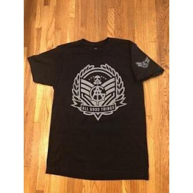 All Good Things Helena Black T-Shirt