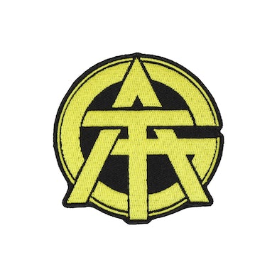 All Good Things Black & Yellow Embroidered Patch