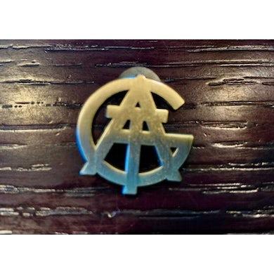 All Good Things Antique Metal Logo Pins