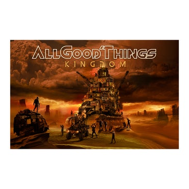 "All Good Things KINGDOM 11"" x 17"" Glossy Poster"