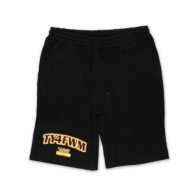 AllBlack TY4FWM P.E. Shorts (Black)