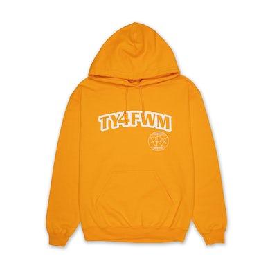 AllBlack TY4FWM Hoodie (Yellow)