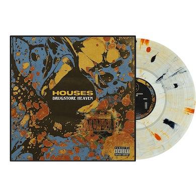 Houses Drugstore Heaven - Rx Splatter Vinyl (Exclusive)