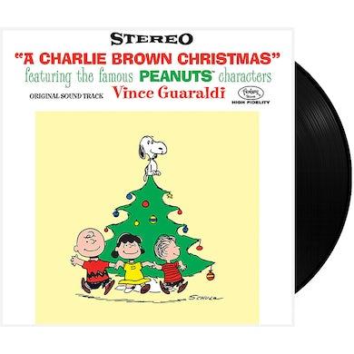 VNYL RCRDSTR A Charlie Brown Christmas (Black)