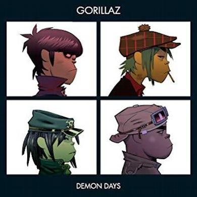 Gorillaz  Demon Days (Black Vinyl)