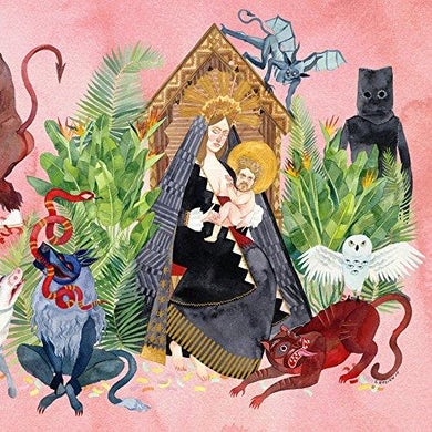 Father John Misty I Love You, Honeybear (Black Vinyl)