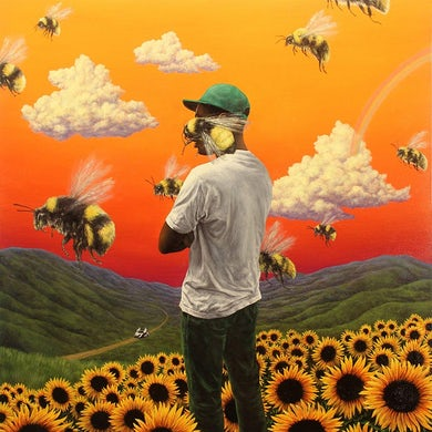 Tyler, The Creator Flower Boy (Black Vinyl)