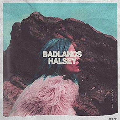 Halsey Badlands (Black Vinyl)
