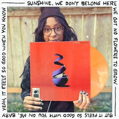 Neck Deep All Distortions Are Intentional (Exclusive Orange Vinyl)