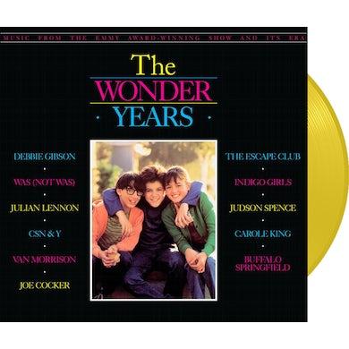 VNYL RCRDSTR The Wonder Years Soundtrack (Limited Edition Yellow Vinyl)
