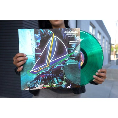 SUGAR CANDY MOUNTAIN Do Right (Emerald Vinyl)