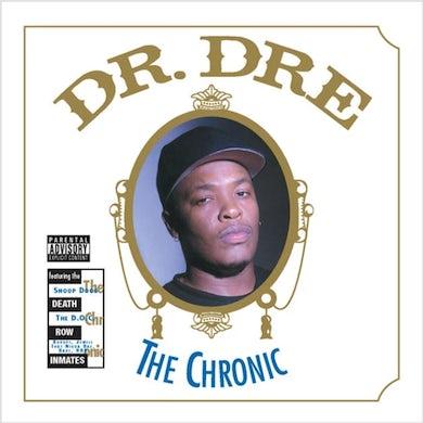 Dr Dre The Chronic (Black Vinyl)