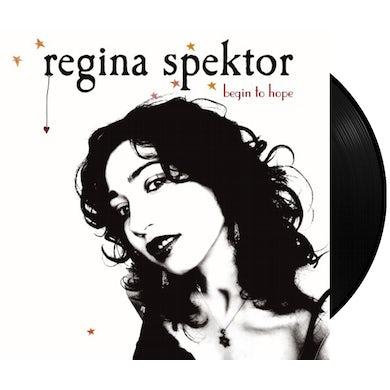 Regina Spektor Begin to Hope (Black Vinyl)