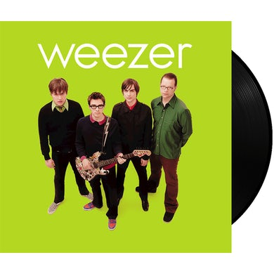 Weezer (Green Album) (Black Vinyl)