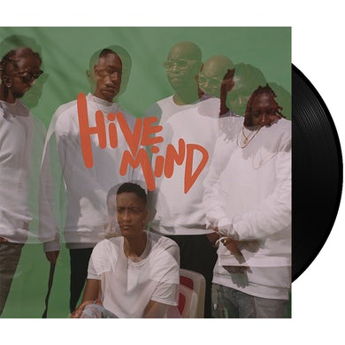 The Internet Hive Mind (Black Vinyl)