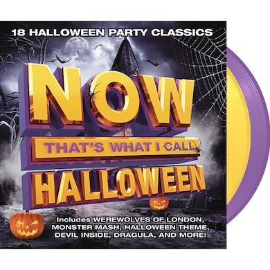 VNYL RCRDSTR NOW That's What I Call Halloween (Purple/Orange 2LP Colored vinyl)