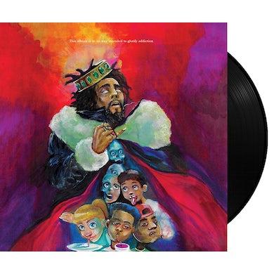 J. Cole KOD (Black Vinyl)