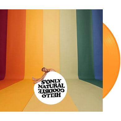 Hellogoodbye S'only Natural (Exclusive Orange Vinyl)