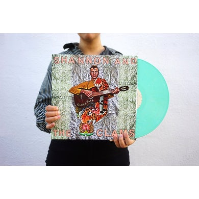 Shannon and The Clams Sleep Talk (Exclusive Mint Vinyl)
