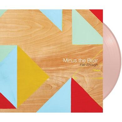 Minus The Bear Fair Enough (Pink Vinyl)