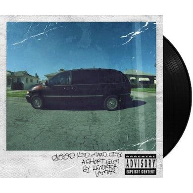 Kendrick Lamar Good Kid M.A.A.D. City (Black Vinyl)