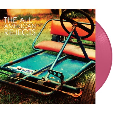 The All-American Rejects (Pink Vinyl)