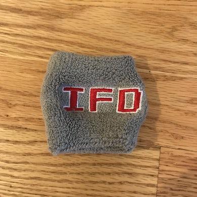 I Fight Dragons Grey IFD Sweatband (Discontinued)