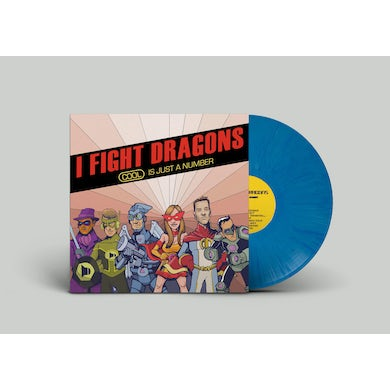 I Fight Dragons Cool Is Just A Number / Welcome To The Breakdown 10th Anniversary Vinyl LP