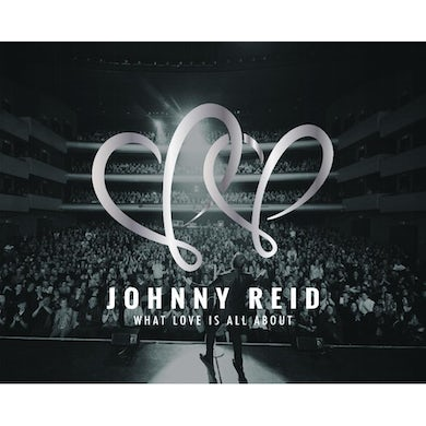 Johnny Reid Autographed What Love Is All About Tour Program