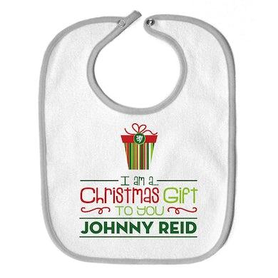 Johnny Reid Christmas Bib