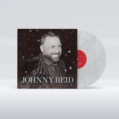 Johnny Reid My Kind of Christmas EP (Limited Edition Marble Vinyl)