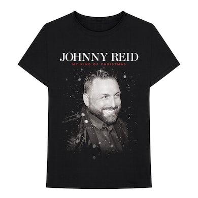 Johnny Reid Unisex My Kind of Christmas Tour T-shirt
