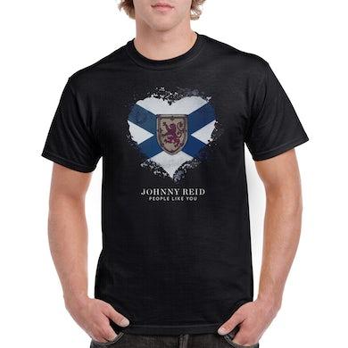Johnny Reid People Like You Nova Scotia T-shirt