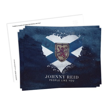 Johnny Reid People Like You Postcard (5-pack)