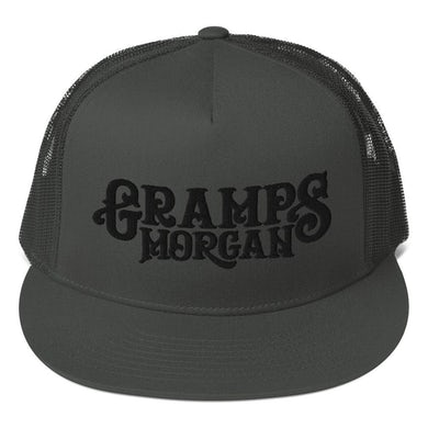 Gramps Morgan Mesh Back Snapback Hat