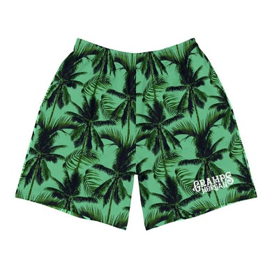 Palm Tree Long Shorts
