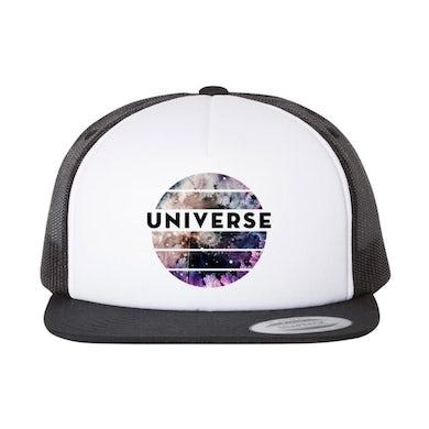 Neal Schon Black/White Universe Hat