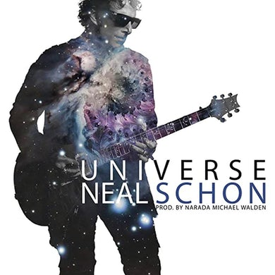 Neal Schon Universe CD