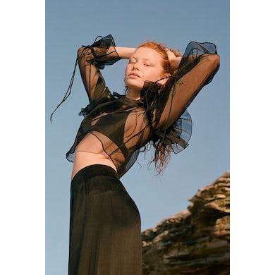 Annie Hamilton  Cloud Shirt // Black