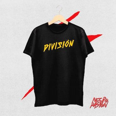 Camiseta - División Minúscula - División