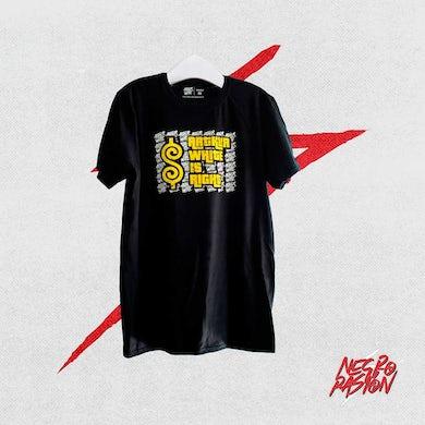 Camiseta - Arthur White - is Right