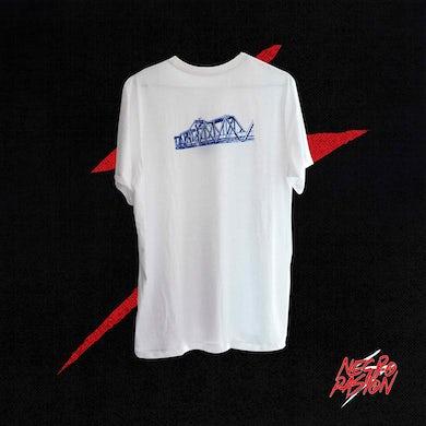 Camiseta - División Minúscula - DM Azul