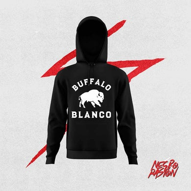 Sudadera - Buffalo Blanco