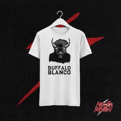 Camiseta - Buffalo Blanco