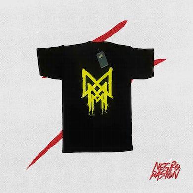 Camiseta - Delux - Logo Amarillo