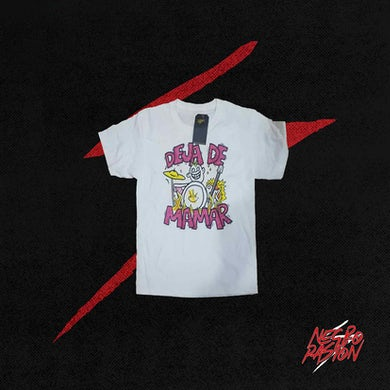 Camiseta - Delux - Deja de Mamar